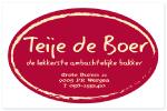 Bakkerij De Boer